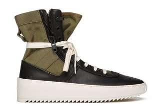 Fear of God Jungle OG Sneakers 100% New from Fear Of God website