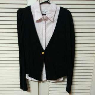 🚚 【售/換】⏰全面出清⏰(F)公主袖小外套#半價衣服拍賣會
