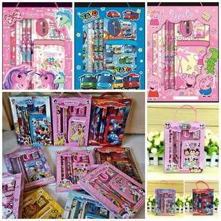 Stationery Gift Set with walllet