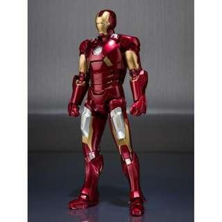 S.H.Figuarts SHF Figuarts Iron Man Mark Mk 7 VII