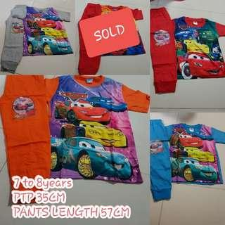 INSTOCK $5 Kid's toddler's pyjamas set