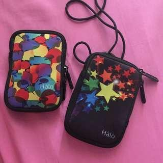 HALO Palm Size Purse for your gadget essentials