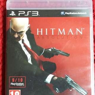 PS3 HITMAN