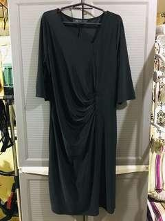 SM Woman Black Formal Dress used once