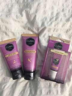 BN Cuticle Eraser + Hand/Foot Care Cream