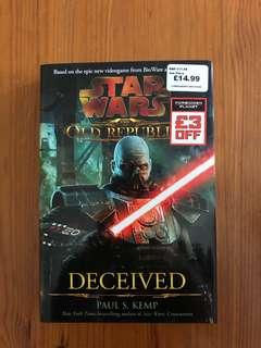 Star Wars Old Republic (hardcover)