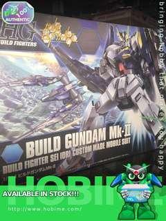 Gundam Build Fighters - RX-178B Build Gundam Mk-II - HGBF #004 - 1/144 Scale Model Kit