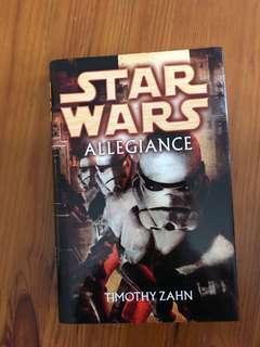 Star Wars Allegiance (hardcover)