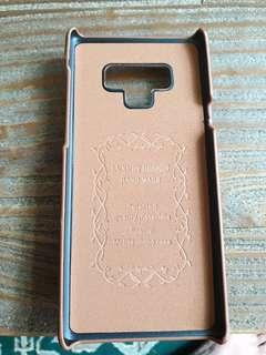 Samsung note 9 wallet casing