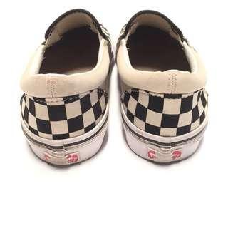 Vans checkerboard slipon