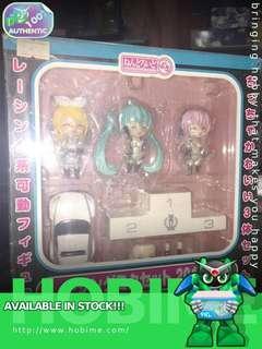 GOOD SMILE Racing - Vocaloid - Hatsune Miku - Nendoroid Petit - Racing 2011