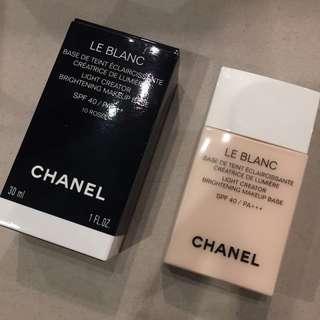 Chanel 香奈兒 珍珠感淨白防護妝前乳 30ml 全新