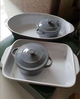 Ceramic Bake set