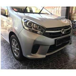 2018 Perodua Axia New Facelift Automatic