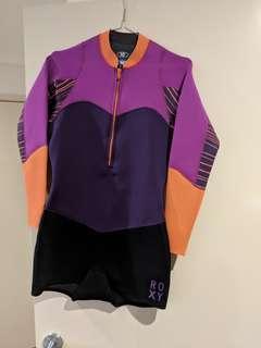 Roxy ladies wetsuit size 10