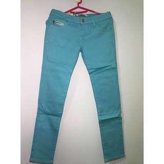 🚚 全新-鉛筆色褲S