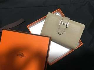 Hermes bearn Card Holder