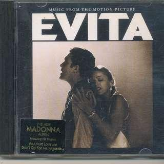 Evita: Music From The Motion Picture (AUDIO CD) [b2]*