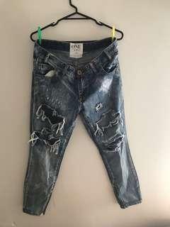 One Teaspoon Pants
