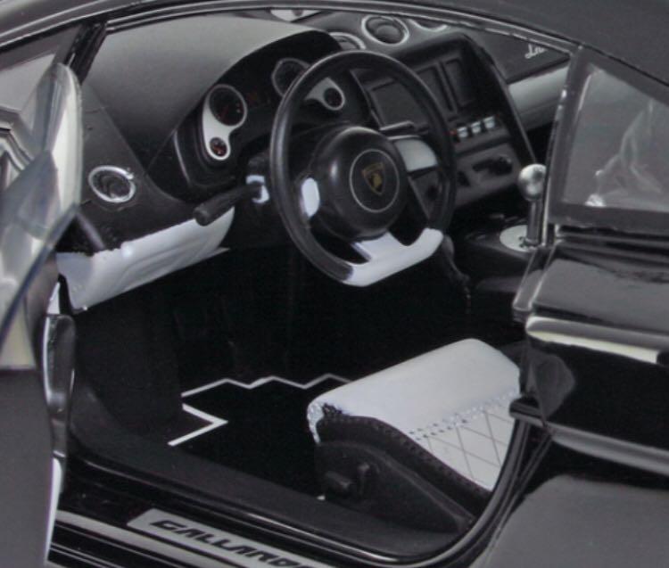1 18 Norev Lamborghini Gallardo Nera Toys Games Others On Carousell