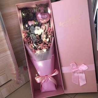 INSTOCK BABY BREATH BOUQUET (SMALL)