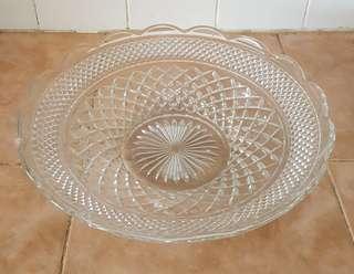 wexford deep platter plate