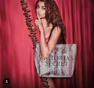 Premium Quality Bling Victoria Secret Bag