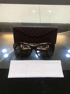 gucci 太陽眼鏡 全智賢款