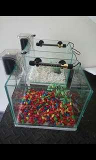 Aquarium mini fullset