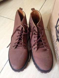 Lether Shoes