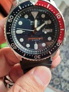 Seiko Diver Skx 009