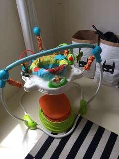 Price reduced!! Fisher Price Jumperoo & potty trainer