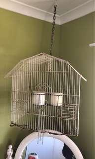 Vintage Decorative Bird Cage