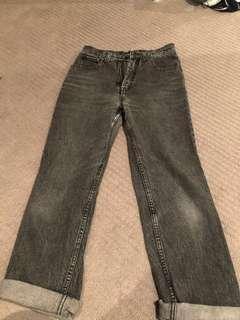 HOKO black boyfriend jeans