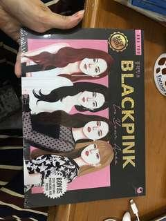 BLACKPINK in your are BARU