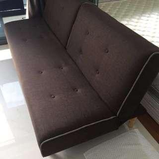Sofa Bed (Still as new as I seldom used only)