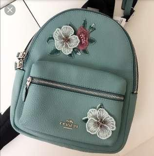 BRAND NEW AUTHENTIC COACH MINI BACKPACK