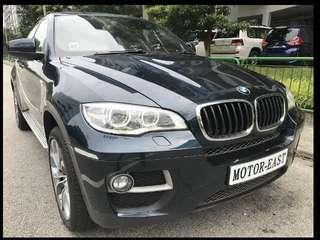 BMW X6 xDrive 35i Auto