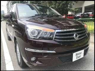 SSANGYONG STAVIC 2.0D AUTO 2WD 7 SEATER