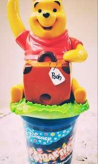 🚚 維尼熊給糖收納罐#居家大掃除