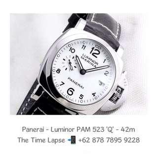 Panerai - Luminor PAM 523 'Q' - 42m