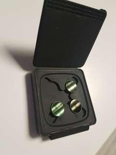 Dji set of 3 ND filters for Mavic Air