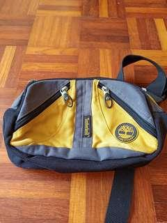 Timberland side pouch