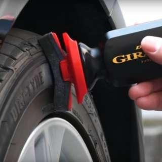 日本製 輪胎鍍膜光亮保護劑