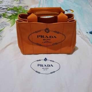 Prada Handbag canvas