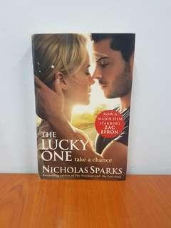 The Lucky One ~ Nicholas Sparks