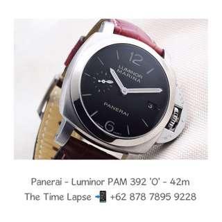 Panerai - Luminor PAM 392 'O' - 42m