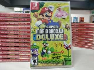 Super Mario Bros. U Deluxe (US)