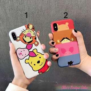 PREORDER - Disney Character IPhone 6-XR Soft Case