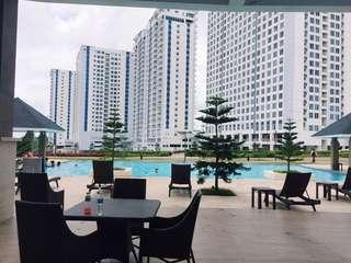 1BR Condo Unit at SMDC Wind Residences Tower 4 Tagaytay City